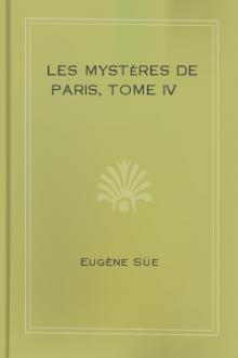 Les mystères de Paris, Tome IV