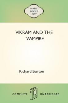 Vikram and the Vampire by Sir Richard Francis Burton
