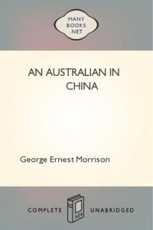 An Australian in China