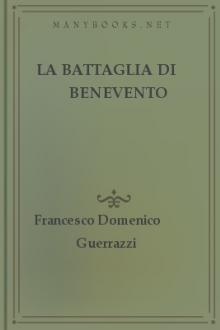 La battaglia di Benevento by Francesco Domenico Guerrazzi