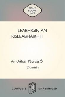 Leabhráin an Irisleabhair–III