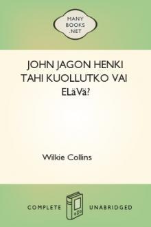 John Jagon henki tahi kuollutko vai elävä?