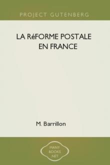 La réforme postale en France