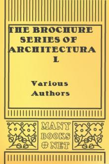 The Brochure Series of Architectural Illustration, Volume 01, No. 08, August 1895