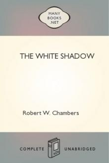 The White Shadow by Robert W. Chambers