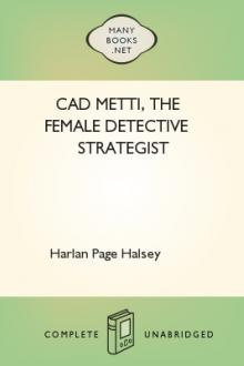 Cad Metti, The Female Detective Strategist by Harlan Page Halsey