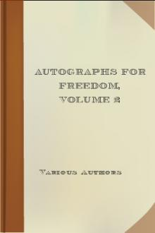 Autographs for Freedom, Volume 2 by Unknown