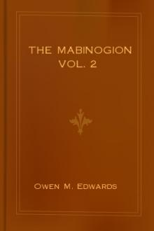 The Mabinogion Vol. 2 by Unknown