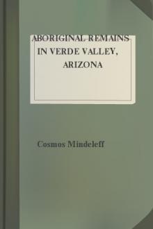 Aboriginal Remains in Verde Valley, Arizona