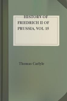 History of Friedrich II of Prussia, vol 15
