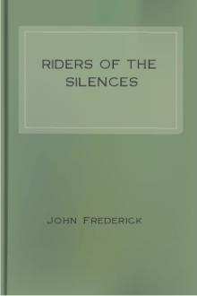 Riders of the Silences by Max Brand