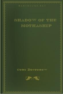 Shadow of the Mothaship by Cory Doctorow
