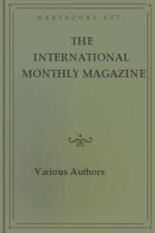 The International Monthly Magazine