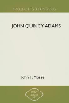 John Quincy Adams by John Torrey Morse