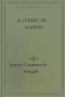 A Cleric in Naples by Giacomo Casanova