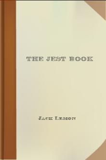 The Jest Book by Jack Lemon