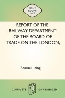 Report of the Railway Department of the Board of Trade on the London, Worcester, and Wolverhampton, and on the Birmingham and Shrewsbury Districts