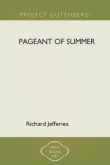 Pageant of Summer by Richard Jefferies