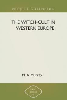 The Witch-cult in Western Europe by M. A. Murray
