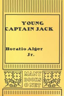 Young Captain Jack by Jr. Alger Horatio, Edward Stratemeyer