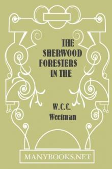 The Sherwood Foresters in the Great War 1914-1919