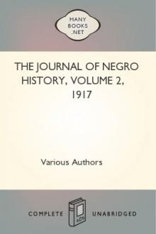 The Journal of Negro History, Volume 2, 1917