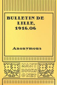 Bulletin de Lille, 1916.06 by Anonymous