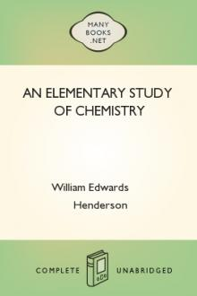 An Elementary Study of Chemistry by William McPherson, William Edwards Henderson
