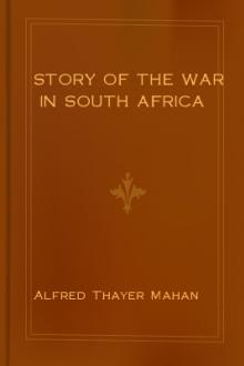 Story of the War in South Africa by Alfred Thayer Mahan