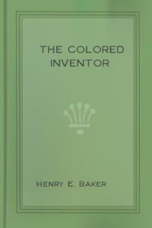 The Colored Inventor by Henry E. Baker
