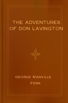 The Adventures of Don Lavington by George Manville Fenn