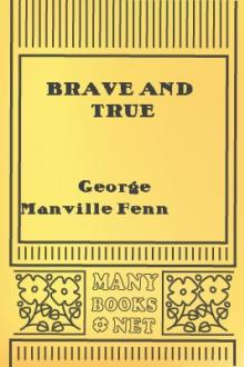 Brave and True by George Manville Fenn