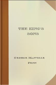 The King's Sons by George Manville Fenn