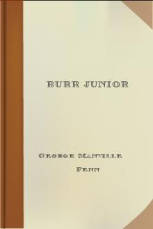 Burr Junior by George Manville Fenn