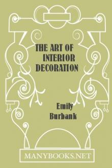 The Art of Interior Decoration by Emily Burbank, Grace Wood