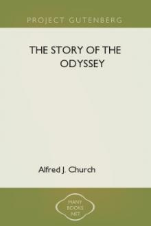 The Story of the Odyssey by Rev. Alfred J. Church