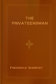 The Privateersman by Frederick Marryat