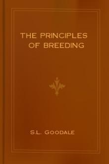 The Principles of Breeding