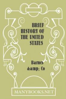Brief History of the United States by Barnes and Co