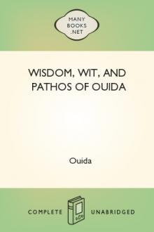 Wisdom, Wit, and Pathos of Ouida