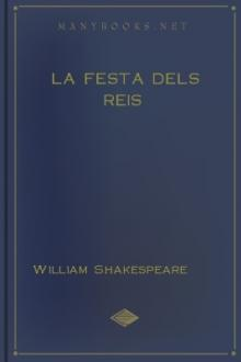 La festa dels reis by William Shakespeare