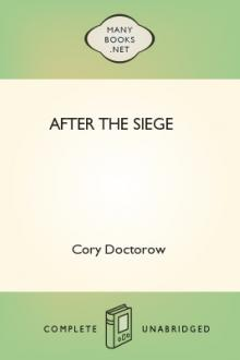 After the Siege by Cory Doctorow