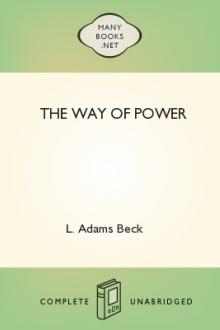 The Way of Power by L. Adams Beck