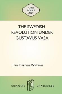 The Swedish Revolution Under Gustavus Vasa
