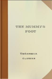 The Mummy's Foot by Théophile Gautier