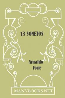 13 Sonetos by Arnaldo Forte