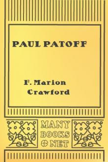 Paul Patoff by F. Marion Crawford
