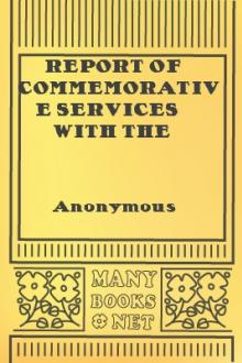 Report of Commemorative Services with the Sermons and Addresses at the Seabury Centenary, 1883-1885
