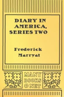 Diary in America, Series Two by Frederick Marryat
