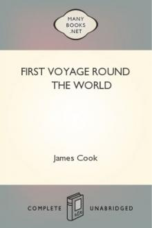 First Voyage Round the World by James Cook